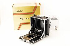 Linhof Master Technika 4x5 Camera Ref.No 138258