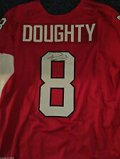 Team Canada Gold Drew Doughty Signed Autographed XL Jersey COA BNWT