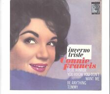 CONNIE FRANCIS - Blue winter         ***EP / Brazil-Press***