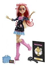 Monster High Frights, Camera, Action! Viperine Gorgon Doll, New, Free Shipping