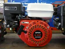 4 stroke Stationary 6.5hp Motor HORIZONTAL SHAFT ENGINE