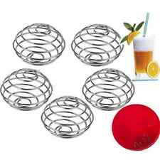 5Pcs Shake Protein Blender Wire Mixer Mixing Ball For Shaker Whisk Ball Blend