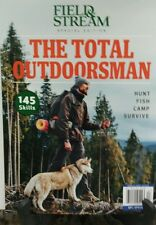 Field & Stream Special Edition The Total Outdoorsman FREE SHIPPING