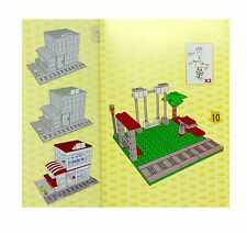 KIDOLOOP 505PCS BUILDING BRICK & BLOCK HOME WITH GARDEN EASY TO MAKE COMPATIBLE