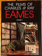 The Films of Charles & Ray Eames Vol. 2 DVD ASIN:B00004W19E