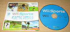 WII SPORTS NINTENDO WII WII U GAME UK PAL ORIGINAL FAST FREE DELIVERY UK SELLER
