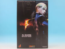 Resident Evil 5 Jill Valentine Battle Suit Ver. Action Figure Hot toys