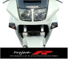 NEW SMOKED INDICATORS TURN SIGNALS HONDA VFR 750 VFR750 ROAD LEGAL