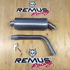 REMUS Revolution Titanium Slip-On Exhaust Kit Honda CBR600RR '03 CBR1000RR '04