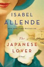 The Japanese Lover, Allende, Isabel (2015) HARDCOVER