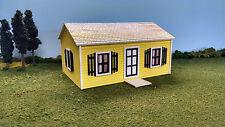 O Scale Laser Cut Custom Steven's House Building Kit