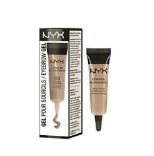 Nyx profesionales de maquillaje para cejas gel-Rubia