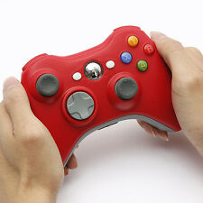 Red New 2.4GHz Wireless Game Remote Controller for Microsoft Xbox 360 Console