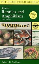 A Field Guide to Western Reptiles and Amphibians - NEW