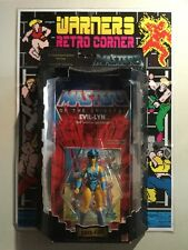 Motu He Man Masters Universe Evil Lyn Commerative Action Figure Moc  Toy Figure