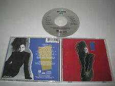 JANET JACKSON/CONTROL(A&M/DX 589)CD ALBUM