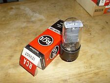 12V6GT RCA TESTED NOS/NIB Vintage Electronic Vacuum Radio TV Amplifier Tube!