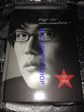 Sung Si Kyung Special - Try To Remember CD VCD Great Cond. Sikyung Rare OOP