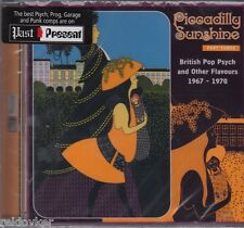 Piccadilly Sunshine 3 - British Pop, Psych & Other Flavours 1967-1970 (NEU!)