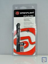 NEW MODEL - Streamlight Stylus Pro LED AAA Pocket Flashlight / Pen light 66118