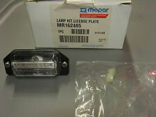 NOS Mopar Chrysler Sebring 97-00 License Lamp MR162485