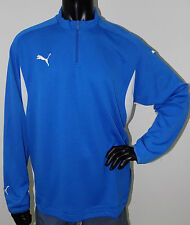 Puma Mens Shirt v5.08 1/2 Zip Training Sweat Size L 651178 02 (13/2)