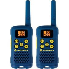 Motorola Talkabout 16-Mile 22-Channel FRS/GMRS 2-Way Radios (Pair) - Light Blue