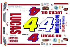 #4 Mike Wallace Lucas Oil 2005 1/43rd Scale Slot Car Decal