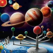 Solar System Planetarium Model Kit Astronomy Science Project DIY Kids Gift#D