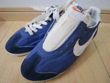 Very Rare Unused Vintage 70s Nike COURT JOG NYLON CORTEZ planned & made in Japan