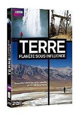 """31828//TERRE PLANETE SOUS INFLUENCE 2 DVD 5 EPISODES DE 50"""" NEUF SOUS BLISTER"""