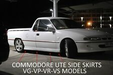 COMMODORE UTE SIDE SKIRTS TO SUIT VG-VP-VR-VS