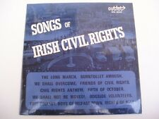 Songs of Irish Civil Rights - 1970 Outlet BOL4008 - LP