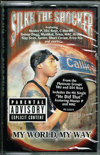 My World, My Way [PA] by Silkk The Shocker (Cassette) BRAND NEW FACTORY SEALED