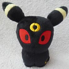 Oficial Pokemon Center 2008 GSC Umbreon Pokedoll Suave Felpa Muñeca Juguete Japón 6.5""