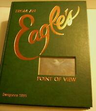 """School Yearbook - KLEIN FOREST HIGH SCHOOL 1991 """"EVERGREEN"""" HOUSTON TEXAS"""