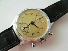 GENT'S VINTAGE MANUAL WINDING ATC CHRONOGRAPH FITTED WITH A VENUS MOVEMENT