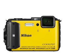 Nikon COOLPIX AW130 Digital Camera 16MP/Waterproof/1080p -(Refurbished by Nikon)