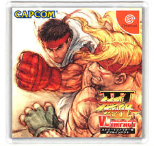 STREET FIGHTER 3 W IMPACT DREAMCAST FRIDGE MAGNET IMAN NEVERA
