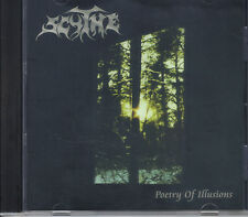 SCYTHE-POETRY OF ILLUSIONS-CD-progressive-death-metal-remembrance