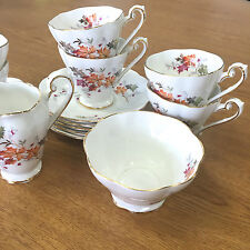 Vintage Royal Standard Fine Bone China Tea Set Made in England