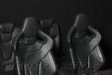 AUDI A5 RS5 8T LEDER RECARO Sport Schalen-Sitze Leder Ausstattung sport seats