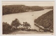 Cornwall postcard - King Harry Passage, River Fal, Falmouth