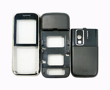 New Replacement Full Body Housing Panel For Nokia 6233-BLACK