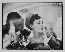 Richard Avedon Limited Edition Photo Lithograph 25x20cm Elise Daniels Paris 1948