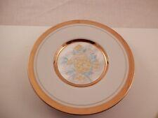 """Vintage Chokin plate 24K gold edged Japan 6"""""""