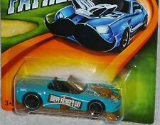 HOT WHEELS Happy Fathers Day Chevy Corvette C6 #4/4 KMART