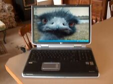 "HP PAVILION ZD7000 LAPTOP 17"" COMPUTER-3.2 Ghz2048Mb(2gig ram60 gig Win 7 home"