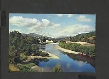 J.Arthur.Dixon Colour Postcard The River Tay  Perthshire Scotland Unposted
