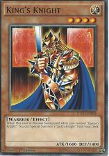 YU-GI-OH: KING'S KNIGHT - YGLD-ENB08 - 1st EDITION